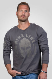 Men's Long Sleeve - Nine Line Spartan