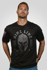 Men's Moisture Wicking T-Shirt - Nine Line Spartan