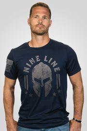 Men's T-Shirt - Nine Line Spartan
