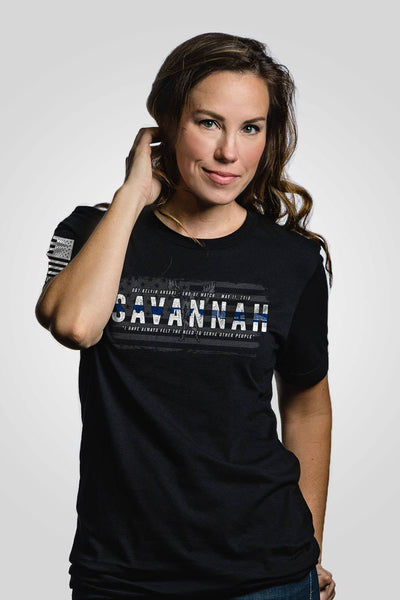 Boyfriend Fit T-Shirt - SGT. Kelvin Ansari End of Watch