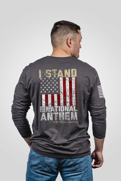 Mens Long Sleeve - I Stand