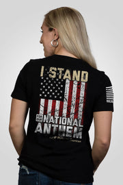 Women's Relaxed Fit T-Shirt - I Stand