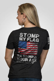 Women's Relaxed Fit T-Shirt - Stomp