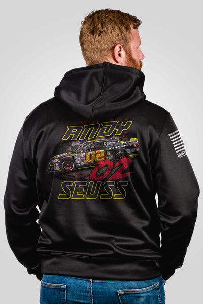 Athletic Tailgater Hoodie - Andy Seuss