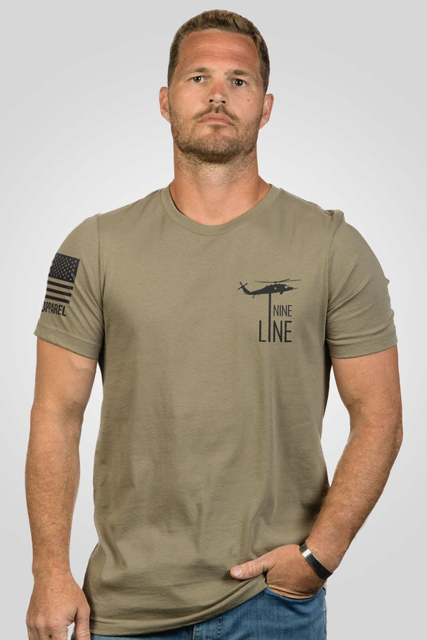 Men's T-Shirt - Swamp Fox