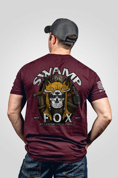 Seasonal Men's T-Shirt - Swamp Fox