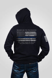 Full-Zip Hoodie - Thin Blue Line