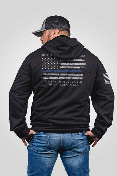Tailgater Hoodie - Thin Blue Line