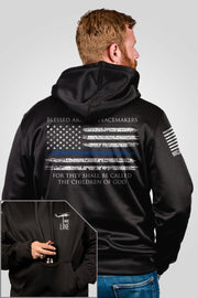 Athletic Tailgater Hoodie - Thin Blue Line