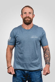Seasonal Men's T-Shirt - SFG- Tempest