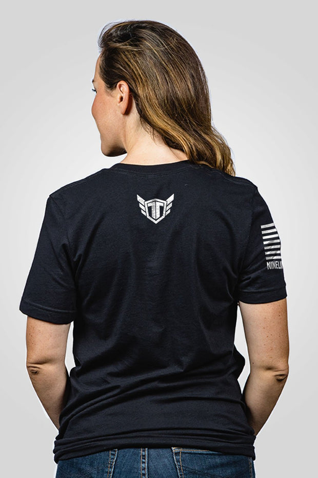 Boyfriend Fit T-Shirt - Tig - Double Tap