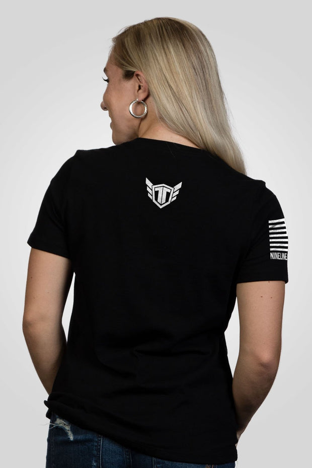 Women's Relaxed Fit T-Shirt - Tig - Double Tap