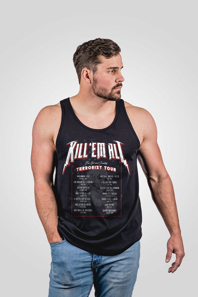 Jersey Tank - Tig Kill 'Em All