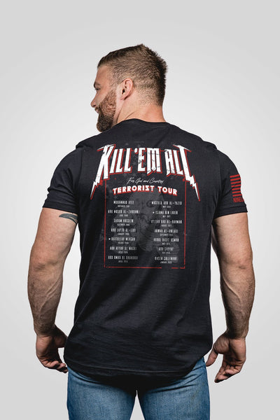 Men's T-Shirt - Tig Kill 'Em All