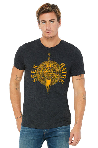 Men's Seasonal T-Shirt - The Man in the Arena