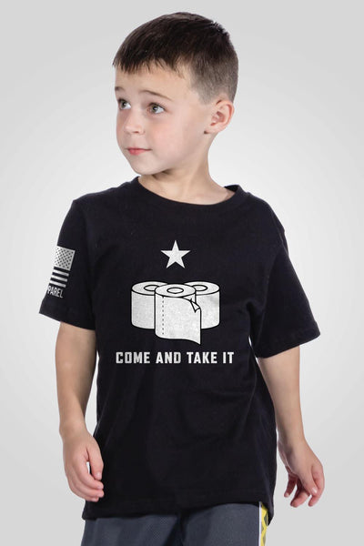 Youth T-Shirt - TP Come and Take It