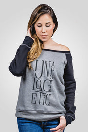 Off-Shoulder Sweater - Unapologetic