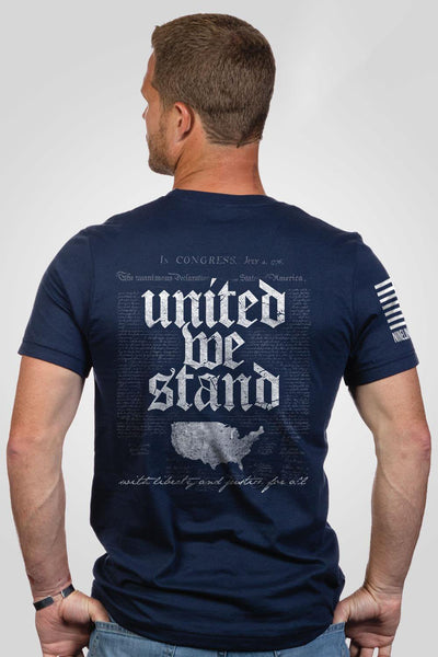 Men's T-Shirt - United We Stand [Patriots Club Exclusive]