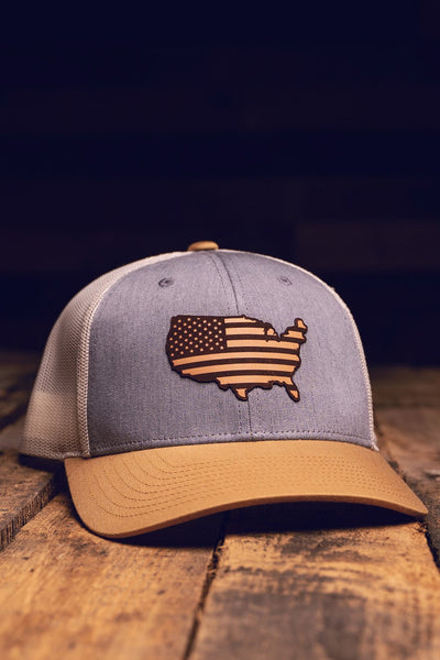 USA 112 Hat by Richardson