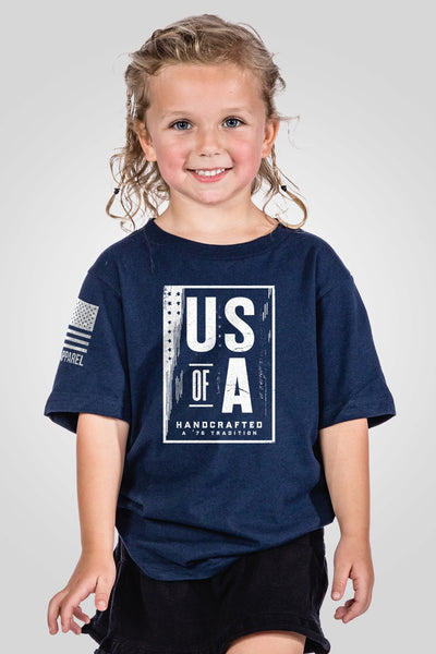Youth T-Shirt - US of A