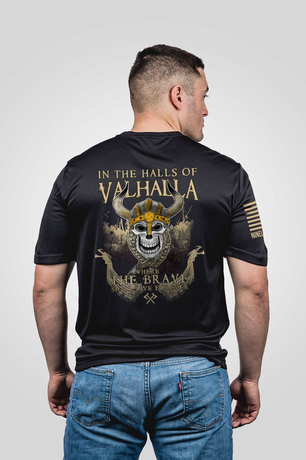 Moisture Wicking T-Shirt - Valhalla