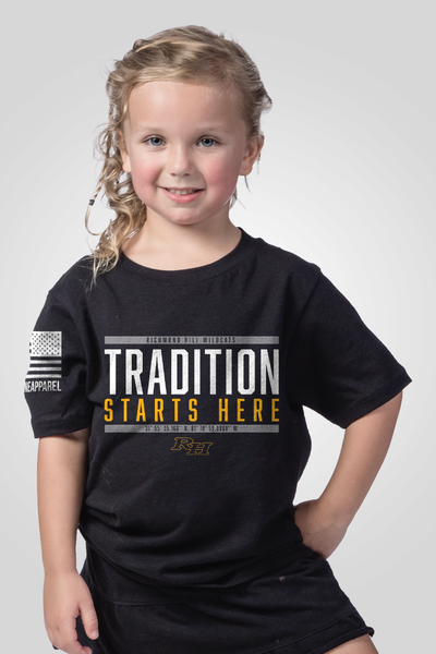 Youth T-Shirt - Tradition Starts Here