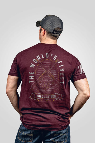 Seasonal Men's T-Shirt - Volquartsen Firearms