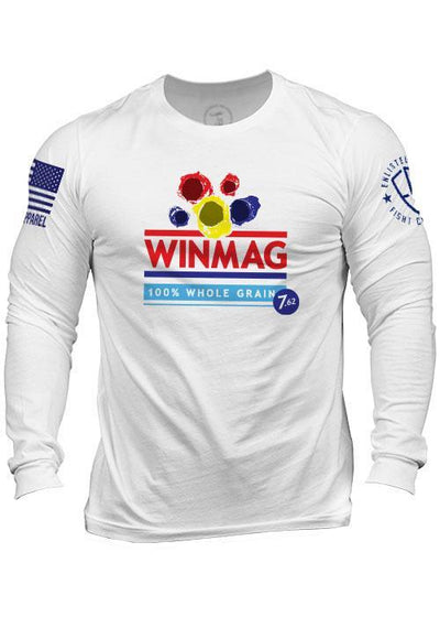Enlisted Nine - Men's Long Sleeve - WinMag