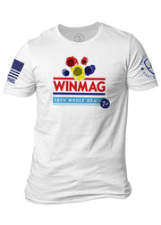 Enlisted Nine - Men's T-Shirt - WinMag