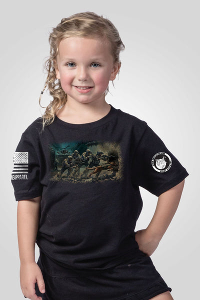 Youth T-Shirt - Wounded Ranger