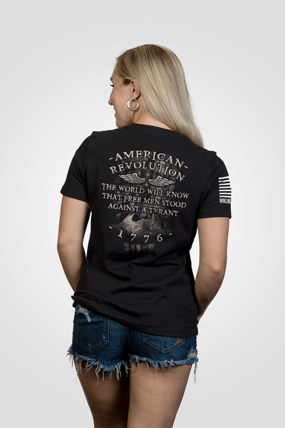 Women's Relaxed Fit T-Shirt - King George III [Patriots Club Exclusive]