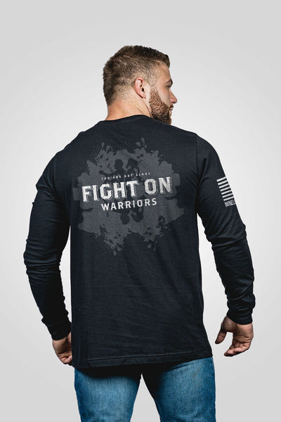 Men's Long Sleeve - Fight the War Within