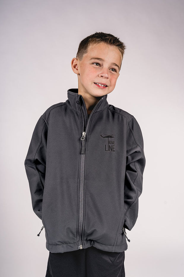 Youth Soft Shell Jacket