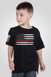 Youth T-Shirt - Thin Red Line