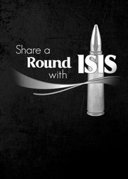 Share a Round with ISIS - Hoodie