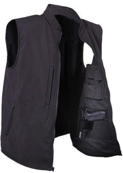 Soft Shell Concealed Carry Vest