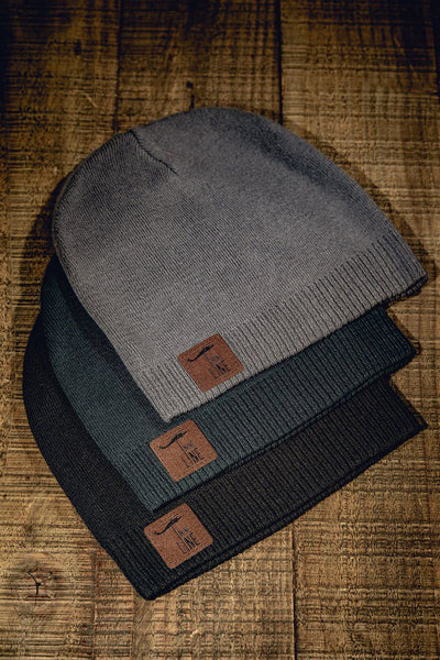 Nine Line Beanie [ON SALE]