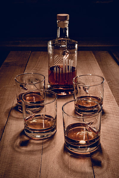 Decanter and Whiskey Glass Bundle [ON SALE]