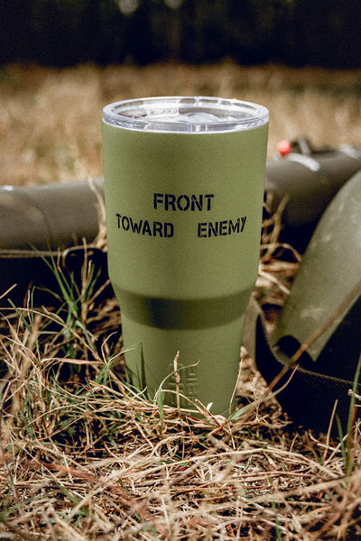 BF 30 oz Tumbler - Claymore