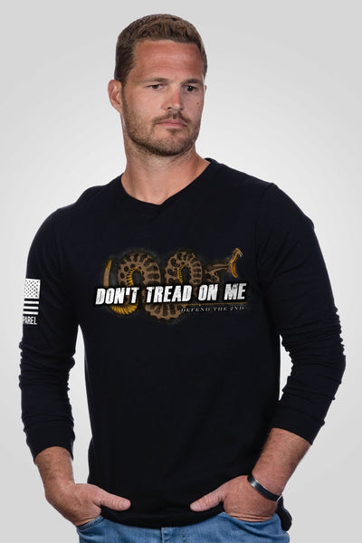 Men's Long Sleeve - DTOM - Defend the 2nd