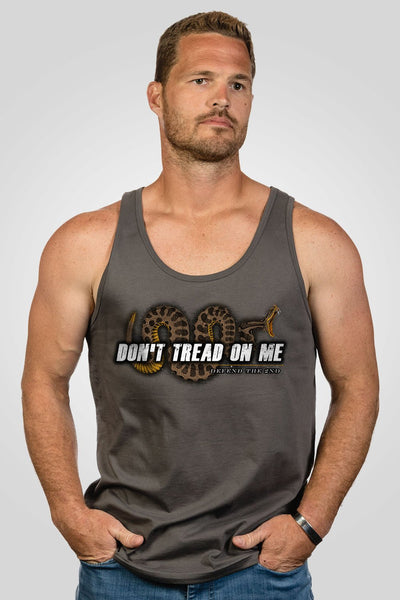Jersey Tank - DTOM - Defend the 2nd