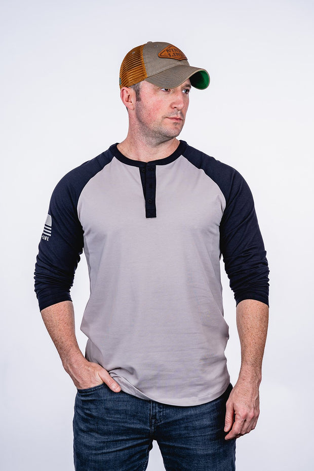 Men's Henley