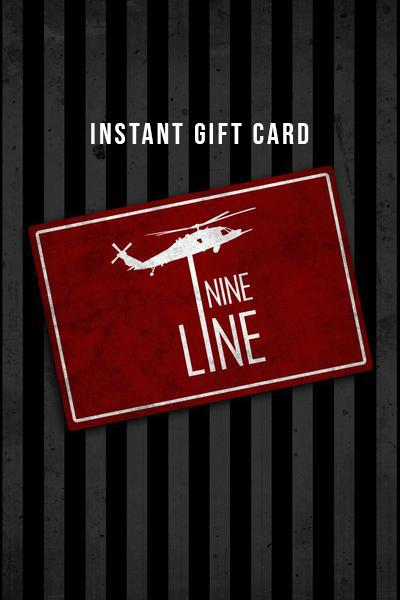 Nine Line Apparel Gift Card