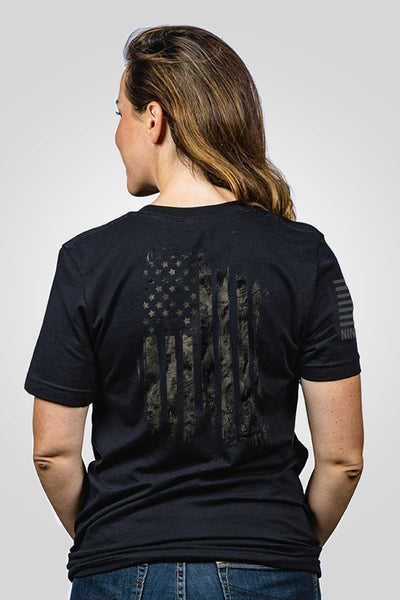 Boyfriend Fit T-Shirt - NRA Overwatch America