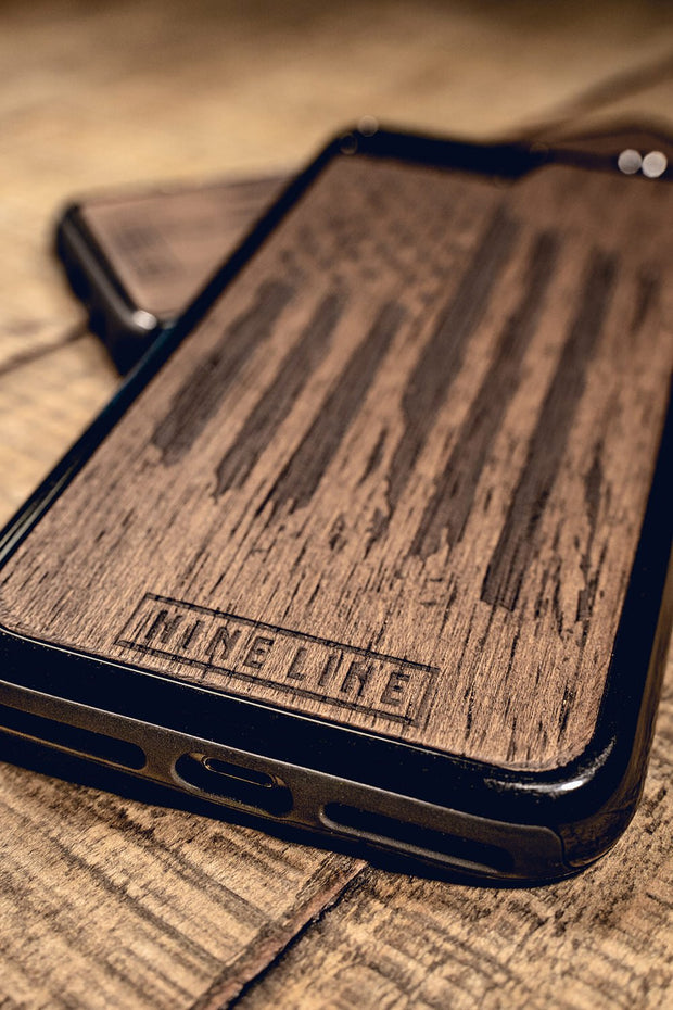 Wooden America Phone Case