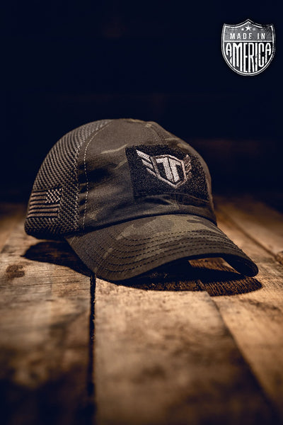 Tig Dark American Made Mesh Back Hat [ON SALE]