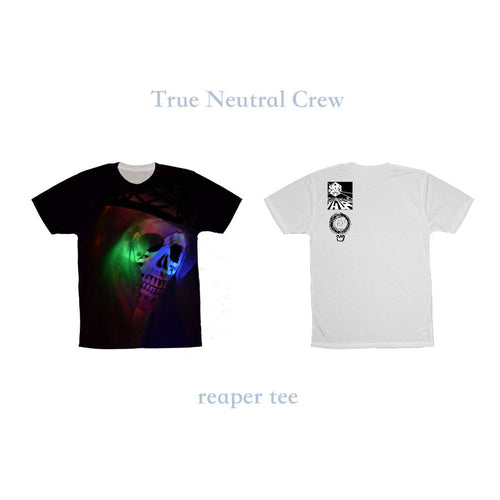 TRUE NEUTRAL CREW 'reaper' tee
