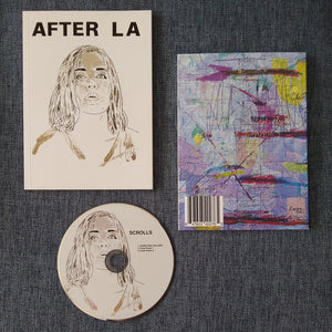 PALOMA PARFREY / SCROLLS 'after l.a.' book & cd