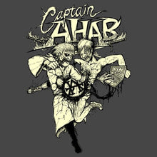 Load image into Gallery viewer, CAPTAIN AHAB 'like god' tee