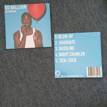 Load image into Gallery viewer, ED BALLOON 'no smoking' cd